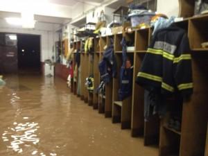 Poplavljeni prostori PGD Gorenja vas
